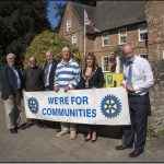 Defibrillator Launch at Alford Manor House
