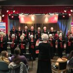 Sutton WI Choir and the Somercotes Singers