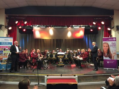 The Alford Silver Band