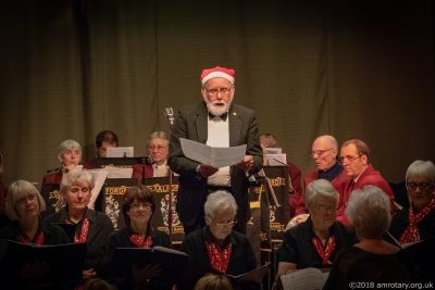 Mablethorpe Rotary Carol Concert 2018 Chris Lilley Solo