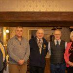Rotarians Robert Bowen and Brian Sears